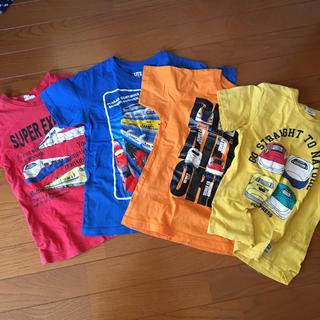 UNIQLO - kids  Tシャツ  UNIQLO