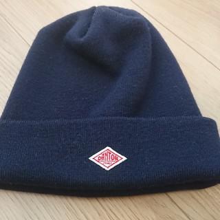 ダントン(DANTON)のDANTON ニット帽   JD-7112 BLL レディース男女兼用 (ニット帽/ビーニー)