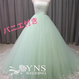 066f1f02c780c YNSウェディング カラードレス (ウェディングドレス)