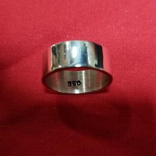 未使用女性用シルバー950指輪です(リング(指輪))
