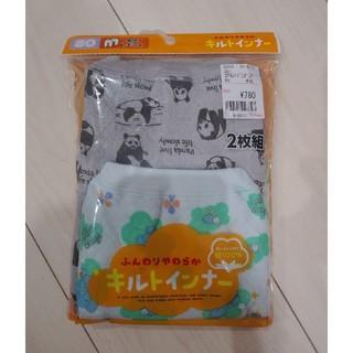 シマムラ(しまむら)の新品 バースデイ 男児キルトレギンス 80(パンツ)