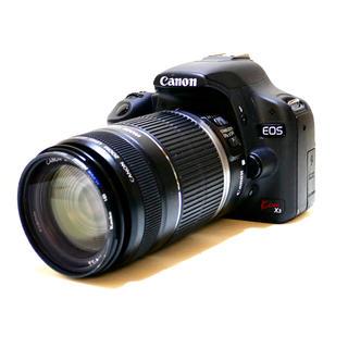 Canon - ⭐️初心者にオススメ⭐️EOS Kiss X3 望遠レンズセット