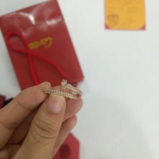カルティエ(Cartier)のCartier リング ダイヤモンド(リング(指輪))