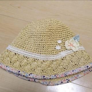 スーリー(Souris)のスーリー★麦わら帽子/52cm(帽子)