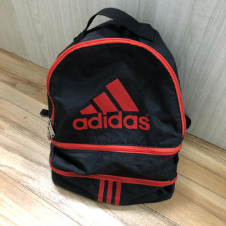 adidas - adidasボール収納付きリュック/サッカー