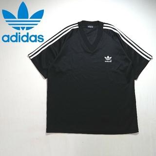 アディダス(adidas)のadidas アディダス 90s 半袖 メッシュ Tシャツ トレフォイル 旧ロゴ(Tシャツ/カットソー(半袖/袖なし))