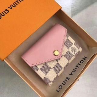 LOUIS VUITTON - ルイヴィトン財布  LV   財布  三つ折り財布   ミニ財布   ピング