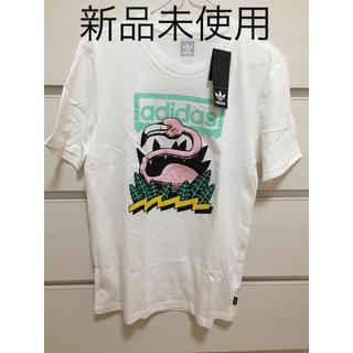 アディダス(adidas)の新品未使用 adidasoriginal スケートボード Tシャツ M メンズ(Tシャツ/カットソー(半袖/袖なし))