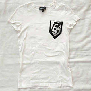 エンポリオアルマーニ(Emporio Armani)のエンポリオアルマーニ◆ポケットTシャツ(Tシャツ(半袖/袖なし))
