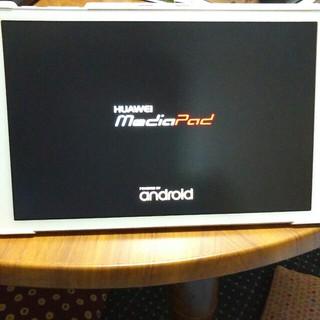 アンドロイド(ANDROID)のハーウェイ Media Pad T2(タブレット)