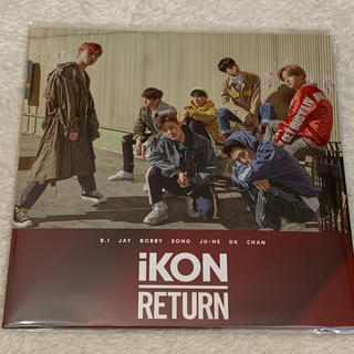 iKON - iKON  RETURN CD アルバム