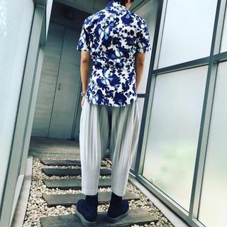 グッチ(Gucci)のgucci フローラルシャツ(シャツ)