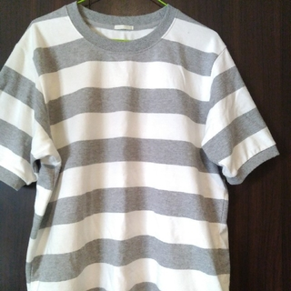 GU - オーバーサイズ シャツ
