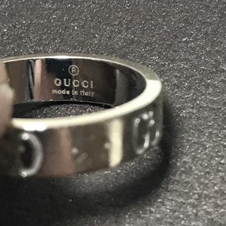 グッチ(Gucci)のグッチ GUCCI アイコンリング(リング(指輪))