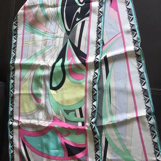 エミリオプッチ(EMILIO PUCCI)のエミリオプッチ スカーフ(バンダナ/スカーフ)