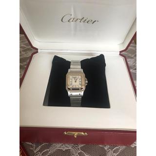 Cartier - 💖カルティエ サントスガルベ レディース 保証書付き