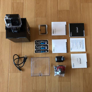 GoPro - 美品 GoPro hero4 black