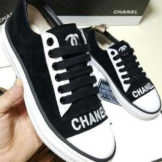 CHANEL - chanel スニーカー