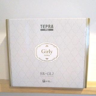 キングジム - 新品☆キングジム SR-GL2 ガーリーテプラ