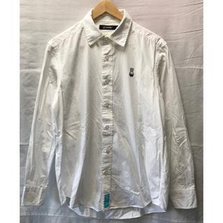 CUNE - CUNE シャツ Mサイズ キューン 白シャツ