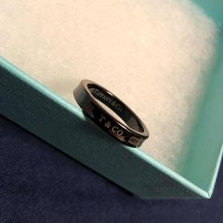 ティファニー(Tiffany & Co.)のティファニー リング チタン(リング(指輪))