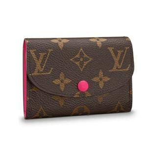 LOUIS VUITTON - 素敵!LV コインケース ミニ財布 フューシャ