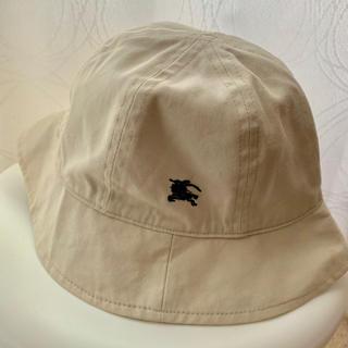 バーバリー(BURBERRY)のBURBERRY ベビー帽子(帽子)