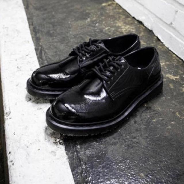 Dr.Martens(ドクターマーチン)の【30cm】Dr. Martens x Fragment Design レディースの靴/シューズ(ローファー/革靴)の商品写真