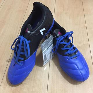 アディダス(adidas)のサッカー トレーニングシューズ アディダス 25.0cm (シューズ)