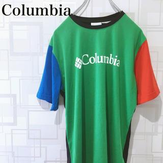コロンビア(Columbia)の★美品★ コロンビア Tシャツ(Tシャツ/カットソー(半袖/袖なし))