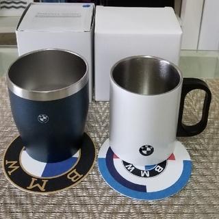 BMW - BMW   フリーカップ & マグカップ   各1個   ノベルティ 【新品】