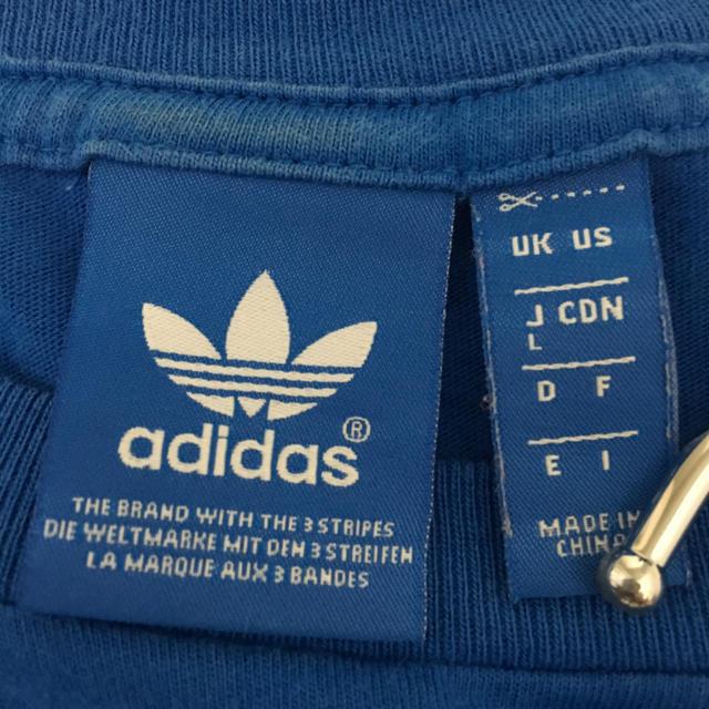 adidas(アディダス)の★adidas★ アディダス オリジナルス Tシャツ 古着 メンズのトップス(Tシャツ/カットソー(半袖/袖なし))の商品写真