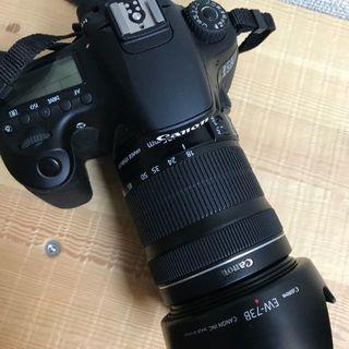 超美品 Canon 60D 18-135mm IS STM レンズ S数3267