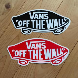 VANS - vans ステッカー 2枚
