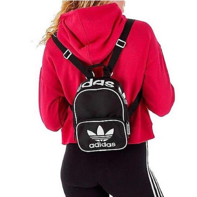 adidas(アディダス)の◆海外限定 adidas originals  アディダス ミニリュック レディースのバッグ(リュック/バックパック)の商品写真