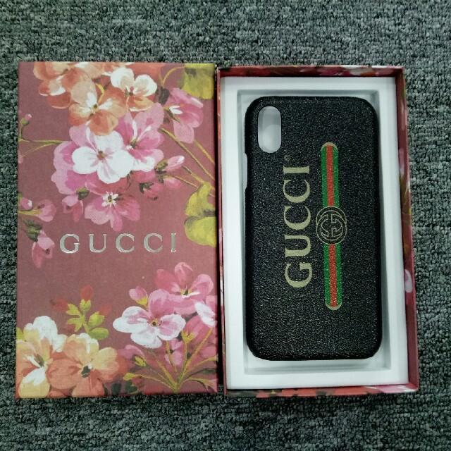 ブランドスマホカバー - Gucci -  激売れ  GUCCI グッチ iphone X、XS用ケースの通販 by かっすう's shop|グッチならラクマ