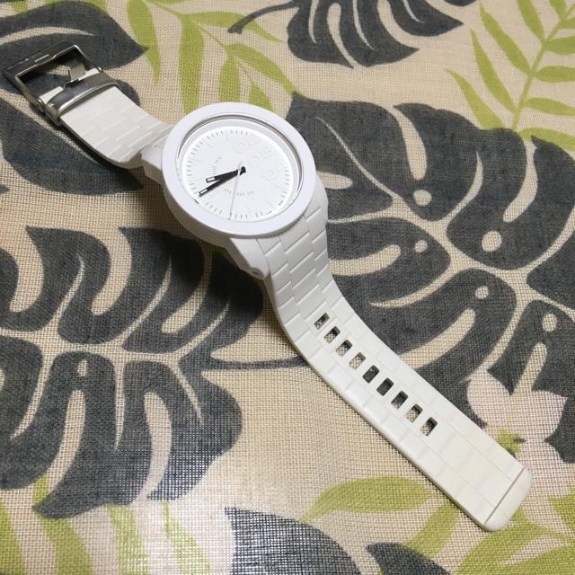DIESEL(ディーゼル)のDIESEL  dz-1436 ホワイトラバーズ メンズの時計(腕時計(アナログ))の商品写真
