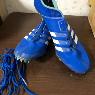 アディダス(adidas)の陸上スパイク adidas(陸上競技)