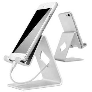★大人気★スマホ スタンド Phone&Android シルバー