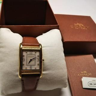 COACH - COACH クリスタル 腕時計