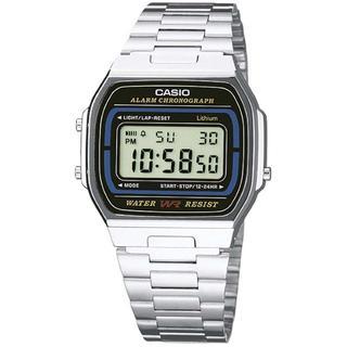 カシオ(CASIO)の新品未使用 カシオ レトロビンテージ 欧州版チプカシ A164WA-1VES(腕時計(デジタル))