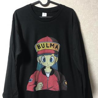 ドラゴンボール ブルマ ロング  Tシャツ
