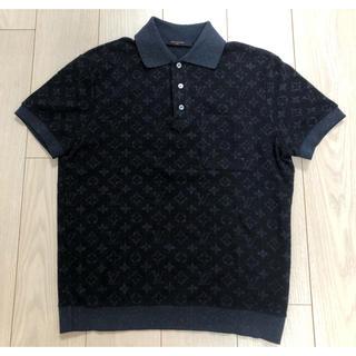 ルイヴィトン(LOUIS VUITTON)の18SS正規品新品ルイヴィトン 総モノグラム 半袖ポロシャツ 本物(ポロシャツ)