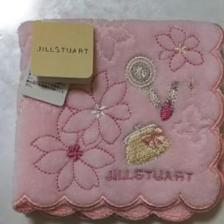 JILLSTUART - ジルスチュアート タオルハンカチ