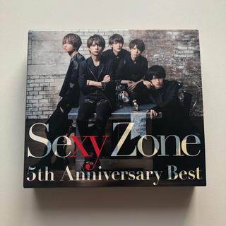 Sexy Zone - Sexy Zone 5th anniversary best 初回B ②