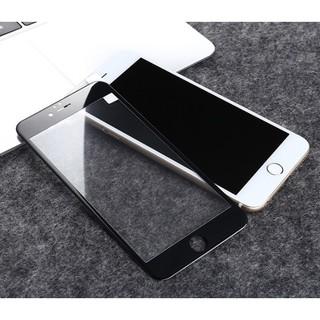 iPhone7用 3D曲面強化ガラスフィルム ラウンドエッジ ブラック