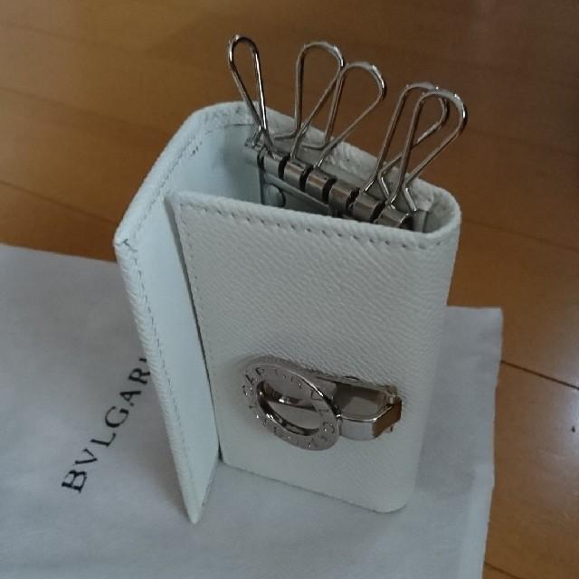 BVLGARI(ブルガリ)のブルガリキーケース レディースのファッション小物(キーケース)の商品写真
