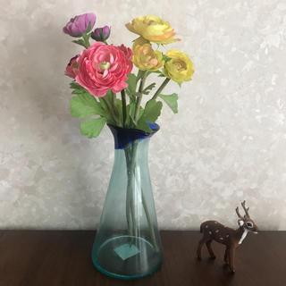 ザラホーム(ZARA HOME)のザラホーム  花びんと造花セット(花瓶)