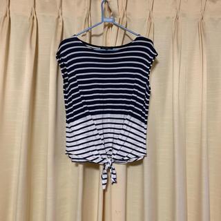 ニジュウサンク(23区)の23区      カットソー      サイズ32(カットソー(半袖/袖なし))