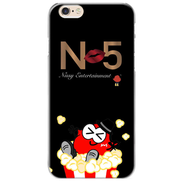 iphone 8 ケース 正規 / Nissy iPhoneケース デザインコードの通販 by りゅーショップ|ラクマ